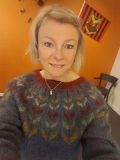 Min första Islandströja #lettlopi