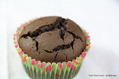 Yum! Yum! Yum!: Chocolate Avocado Cupcakes ~ Vegan Recipes