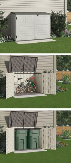 Garage Organization Systems- CLICK THE IMAGE for Many Garage Storage Ideas. 64985295 #garage #garagestorage