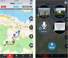 LiveTrekker livetrekker.com (iOS)