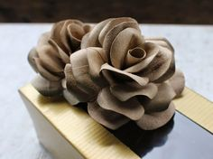 DIY: How To Make Roses Using Empty Toilet Tissue Tubes | Reduce. Reuse. Recycle. Replenish. Restore.