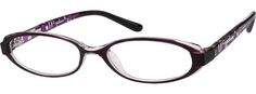 2558 Stylish Plastic Full-Rim Frame-endOtFwK