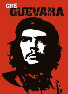Che Guevara - red pósters | láminas | fotos