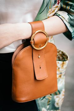 Cool Leather Wrist Strap