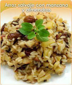 Cocina – Recetas y Consejos Side Recipes, Veggie Recipes, Mexican Food Recipes, Vegetarian Recipes, Cooking Recipes, Healthy Recipes, Arroz Biro Biro, Quinoa, Couscous Recipes