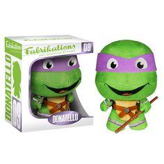 Teenage Mutant Ninja Turtles Donatello Fabrikations Plush