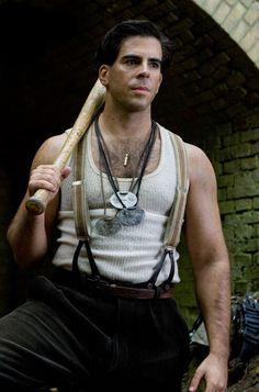 Eli Roth as The Bear Jeeewwww.