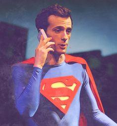 Brian Holden, best Superman ever