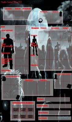 [Image - 28299] | Zombie Tools/Zombie Survival Sheet | Know Your Meme