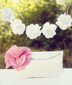 DIY clutch purse