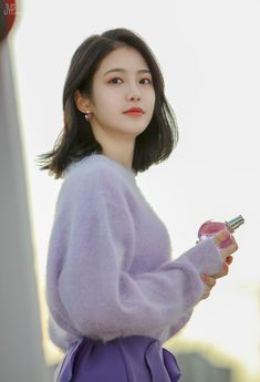 Shin Ye-eun (신예은) - Picture @ HanCinema :: The Korean Movie and Drama Database in 2020 Korean Short Hair, Short Hair Cuts, Girl Short Hair, Cute Korean Girl, Asian Girl, Korean Beauty, Asian Beauty, Medium Hair Styles, Short Hair Styles