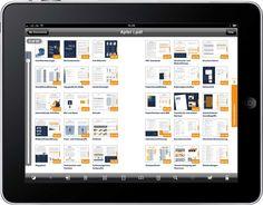 Apfel i auf dem iPad im GoodReader