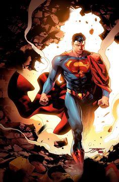 Kal-El, Son Of Krypton (The Art Of Superman) — Superman by Jorge Jimenez.