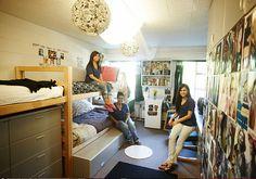 26 Best Dorm Room Ideas For Girls | CreativeFan
