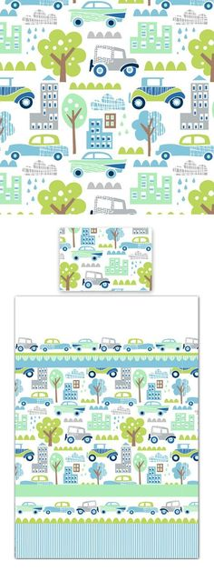 wendy kendall designs – freelance surface pattern designer » city cars