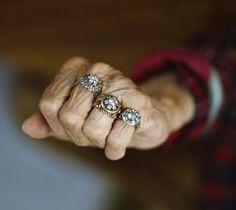 Les bagues de Marguerite Duras