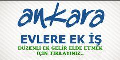 Ankara Eve Ek İş İlanları