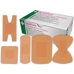 Hypaplast Pink Washproof Plasters