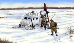 NKL 16 Aerosan blindado