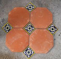 10 Mexican Talavera Tiles handmade Hand painted 4 X – Decoration