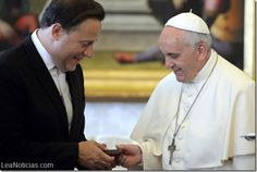 Pope Francis meets with President of Panama Papa Francisco, Pope Francis, Vatican, Pilgrimage, Ruben Blades, Chef Jackets, Meet, Youth, English