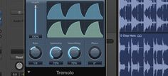 LP10: Creating Side Chained Grooves With Logic Pro's Tremolo Plug-In