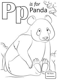 Inspired Photo of Coloring Pages For Kindergarten . Coloring Pages For Kindergarten Colossal Letter P Coloring Pages Kindergarten Color Sheet Panda Coloring Pages, Letter A Coloring Pages, Coloring Letters, Coloring Sheets For Kids, Free Printable Coloring Pages, Coloring Books, Fall Coloring, Adult Coloring, Kindergarten Coloring Pages
