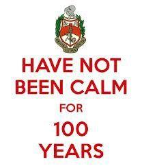 Best Sorority in the world! Happy 100th DST!  OO-oop!