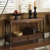 Found it at Wayfair - Riverside Furniture Medley Console Table