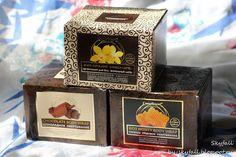 Beauty addicted: Compliment: горячее медовое и шоколадное обертывание для тела / Эксфолиант 'Ванильный Латте'