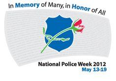 National Law Enforcement Officers Memorial Fund: National Police Week