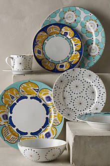 Gloriosa Dinnerware - anthropologie.com