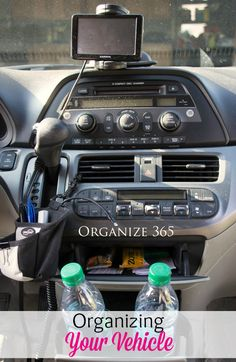 I spend SO much time in my car. Here are my best car organization ideas.