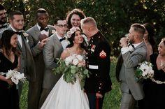 Dreamy wedding inspiration that I love!