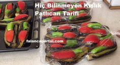 Winter Eggplant Recipe Never Known 1 Eggplant Recipes, Nutella, Sushi, Stuffed Peppers, Vegetables, Ethnic Recipes, Winter, Food, Amigurumi