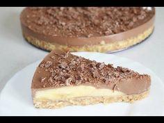 Вкуснейший торт без выпечки всего за 15 минут