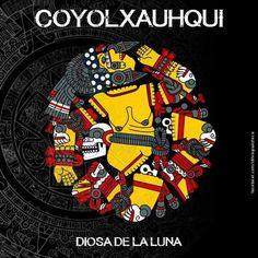 Aztec Religion, Aztec Symbols, Mexican Paintings, Ancient Aztecs, Ancient Civilizations, Aztec Culture, Aztec Warrior, Deep Art, Mexico Art