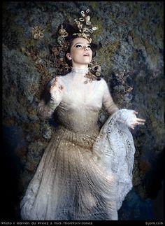 Tags: #Bjork #earth #dress