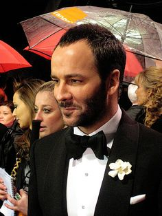 Tom Ford, of course