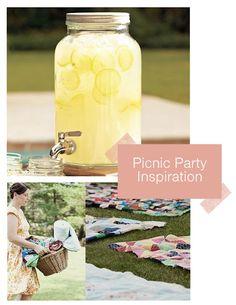 Picnic Party Inspiration