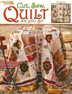 Cut_sew_quilt - Joelma Patch - Picasa Web Albums...FREE BOOK, PATTERNS AND INSTRUCTIONS!