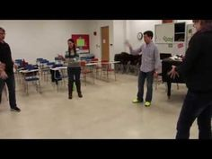 Rob Amchin—Intro to Orff—Take five (tennis balls-group) - YouTube