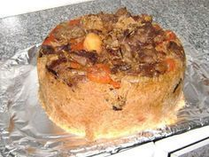 Arabic Food Recipes: Iraqi Maklouba