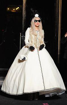 Gaga | Grand Opening of Gaga's Workshop at Barney's NY | Nov. 2011