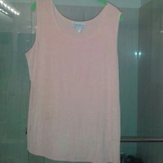 I just added this to my closet on Poshmark: Carolyn Strauss Collection tank/Sleeveless top. Price: $14 Size: 1X