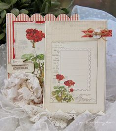 Anne's paper fun: New papers from Pion Design - Siri's Kitchen