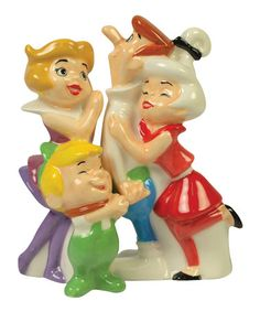 Take a look at this Jetsons Salt & Pepper Set by Westland Giftware on #zulily today!