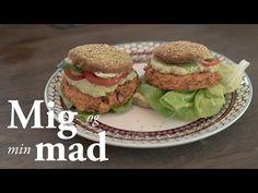 Vegetarburger - Se hvordan du laver en hjemmelavet burger | Vanløse Blues - YouTube