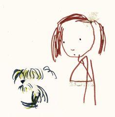 A Girl and Her Dog | #CarlaSonheim
