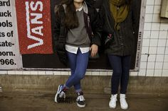 Vans Girls Blog